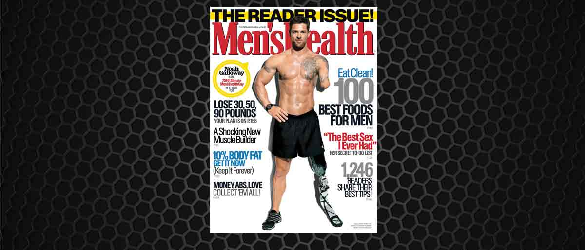 Keynote Speaker: Noah Galloway